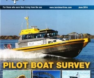 Q-WEST TEAMS WITH CAMARC FOR WORLD-BEATING PILOT BOAT