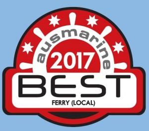 KORORĀ – BEST FERRY (LOCAL) – AUSMARINE 2017 AWARDS