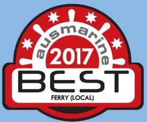KORORĀ – BEST FERRY (LOCAL) – AUSMARINE 2017 AWARDS